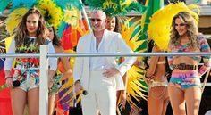 E a Copa do Mundo FIFA 2014 está chegando galera! E para entrar no clima dessa grande festa que tal uma música incrível nas vozes de nada mais nada menos que Pitbull, Jennifer Lopez e Claudia Leitt…