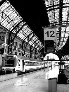 Barcelona. Estacion de Francia