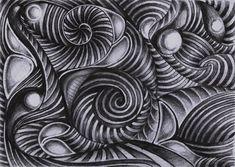 Eye-catching Abstract Sketches | Abduzeedo Design Inspiration