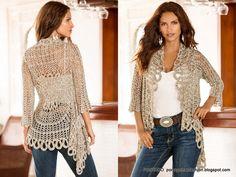 Agulhas Fashion da Patty: Projetinho novo para o inverno