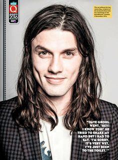 James Bay Q Magazine January 2017