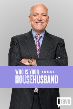 Love 'The Real Housewives'? Find out which of our Househubbies is made for you!