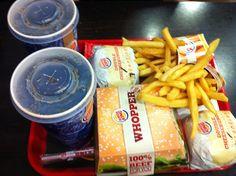Love & Burger King