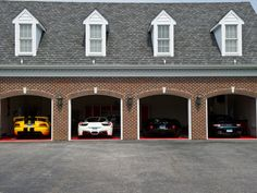 The Ultimate Garages for Exotic Cars. Pick one, it will be mine!