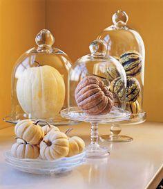15 Herbst Tischdeko Ideen - Kürbisdeko