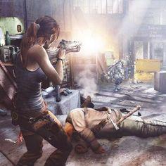 Lara Croft 2, Tomb Raider Lara Croft, Tom Raider, Rise Of The Tomb, Nerd Love, King Of Fighters, Cartoon Games, Epic Games, Before Us