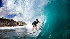 great drummer, great surfer