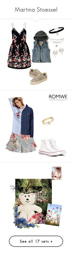 """""""Martina Stoessel"""" by lady-shadylady ❤ liked on Polyvore featuring art, interior, interiors, interior design, home, home decor, interior decorating, Loren Stewart, Zimmermann and Converse"""