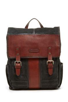 Frye | Trevor Leather Backpack | Sponsored by Nordstrom Rack.