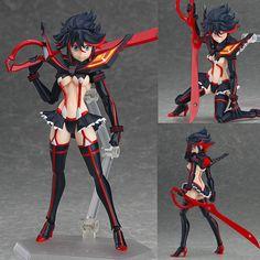 Figma 220 Ryuko Matoi Kill La Kill Anime Figure Max Factory Japan  PRE-ORDER  Will be available in Australia September 2014!!