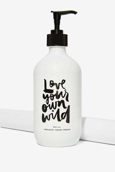 Babe Scrub Be Excellent Organic Charcoal Hand Wash