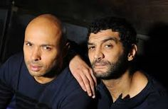 Eric et Ramzy - French Duo Comic, french actor.