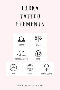 59 Elegant Libra Tattoos That Are Gorgeously Balanced