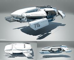 ArtStation - Interceptor, Alexander Dudar