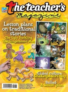 The Teacher's Magazine Nº 200 Teacher Magazine, Traditional Stories, Free Lesson Plans, Ugly Duckling, Story Time, Being Ugly, English, Teaching, How To Plan