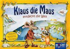 Klaus die Maus entdeckt die Welt Huch! & friends Lernspiel Erdkunde