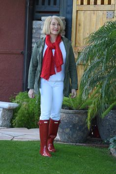 Red Boots | Haute Business