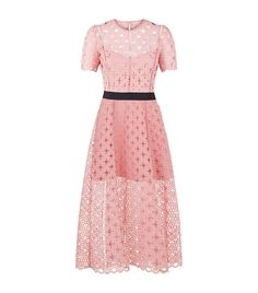 Sandro Floral Lace Midi Dress available to buy at Harrods.Shop clothing online and earn Rewards points.