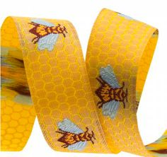 Honey Bee Ribbon
