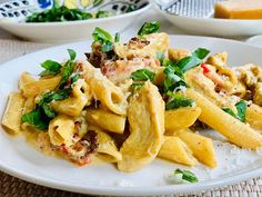Pasta Salad, Curry, Food And Drink, Koti, Ethnic Recipes, Crab Pasta Salad, Curries