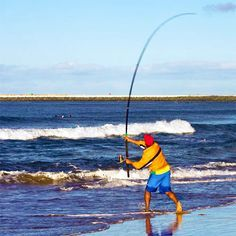 Ten Tips for Successful Surf Fishing. I love surf fishing how about you? Ten Tips for Successful Surf Fishing. I love surf fishing how about you? Destin Fishing, Surf Fishing, Gone Fishing, Saltwater Fishing, Fishing Tips, Bass Fishing, Fishing Boats, Salt And Water, Kayaking