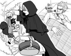 One Piece, Donquixote Doflamingo, Corazon, Law