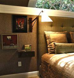 Master Bedroom designed by Weaver Design Group