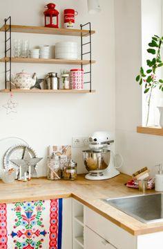 Die 597 besten Bilder von Küche Deko in 2019 | Open plan kitchen ...