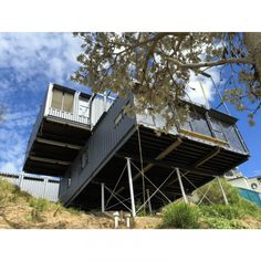 POINT LOOKOUT SHIPPING CONTAINER HOME