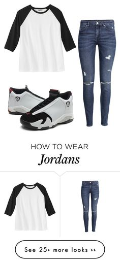 """Untitled #441"" by fashionismykyrptonite11 on Polyvore featuring H&M"