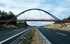 Bridge for Pedestrians and Cyclists, Schnaittach