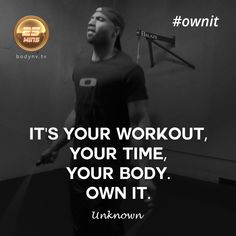 Weekly Workout Schedule, T Mo, Ios App, Workout Programs, Fun Workouts, Quote Of The Day, Quotes To Live By, How To Plan, Quote Life
