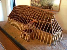 Model of viking long