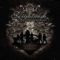 Nightwish - Endless Forms Most Beautiful Tour Edition, Grey