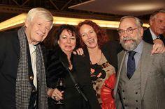 PAN Amsterdam - Fotograaf Nico Koster, Journaliste Wil van Barneveld, fotografe Diana Kok en advocaat Oscar Hammerstein