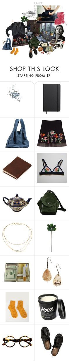 """""""True Love Will Find You In The End"""" by thesmiths84 ❤ liked on Polyvore featuring Matisse, Topshop, Shinola, Maison Margiela, Desigual, MANU Atelier, Tiffany & Co., Laura Cole, Unearthen and Retrò"""