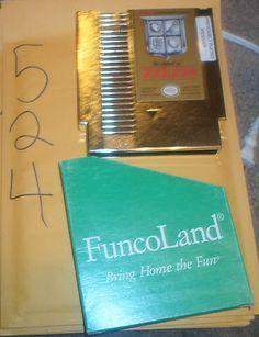 THE LEGEND OF ZELDA NINTENDO GAME ORIGINAL RARE NES funco land dust cover 524