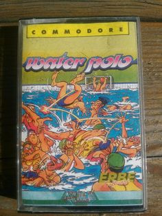COMMODORE 64 WATER POLO ESPAÑOL