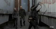'The Walking Dead's' Norman Reedus: I Want to See Daryl Get Mean Again (gif)