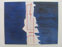 Raoul De Keyzer - Surplace nr. 3 - 2002 - 100 x 125 cm, oil on canvas