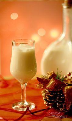Mis recetas favoritas: *Ponche crema* perfecta para navidad.