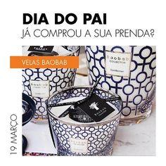 Dia do Pai já comprou sua  prenda? #diadopai #baobabcandles #gifts#presente #alaire #cascais #comporta Portugal, Cascais, Abs, Instagram, Outdoor, Design, Gift, Outdoors, Abdominal Muscles