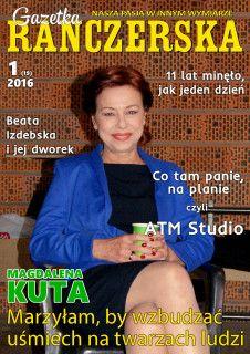 Gazetka Ranczerska Nr 1(19) 2016