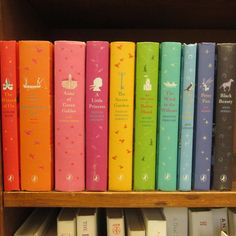 Collection of Puffin Classics