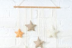How to make a star hanging
