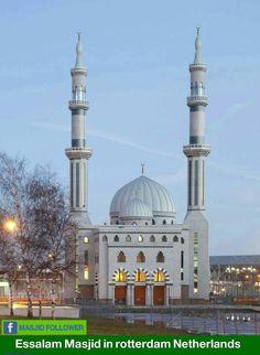 Es- Salam masjid in Netherlands