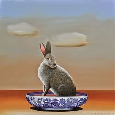 Hare in Your Soup - by Robert Deyber