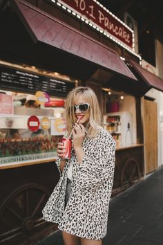 Ruby coat - Leopard - Panter - Animal Print - Coat - Trending - Fashion - Look - Outfit - Today - Blogger Inspired - Streetstyle