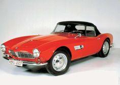 1955 BMW 507