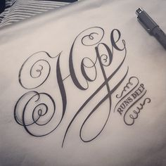 usual -- photos of my sketches. usual -- photos of my sketches. Decorate Your Lettering by Adding Flourishes Calligraphy Letters, Typography Letters, Typography Design, Caligraphy, Tattoo Typography, Tattoo Lettering Design, Tattoo Fonts, Tattoo Quotes, Creative Lettering